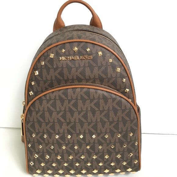 05a77ae0e4 MICHAEL MICHAEL KORS Abbey Medium backpack
